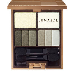 Lunasol FEATHERY SMOKY EYES