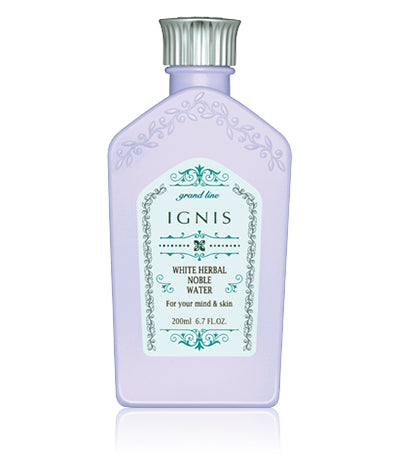 Ignis WHITE HERBAL NOBLE WATER