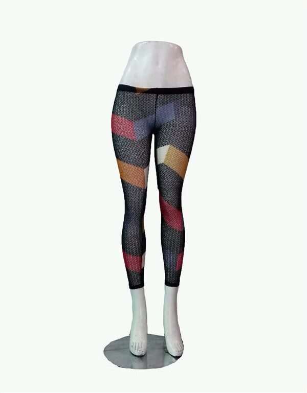 Multi Color Leggings