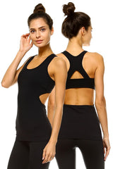 Racerback Athletic Top