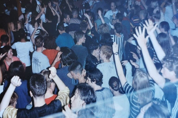 Sterns Interdance in Worthing Live Club Nights DJ-Sets Compilation (1990 - 1995)