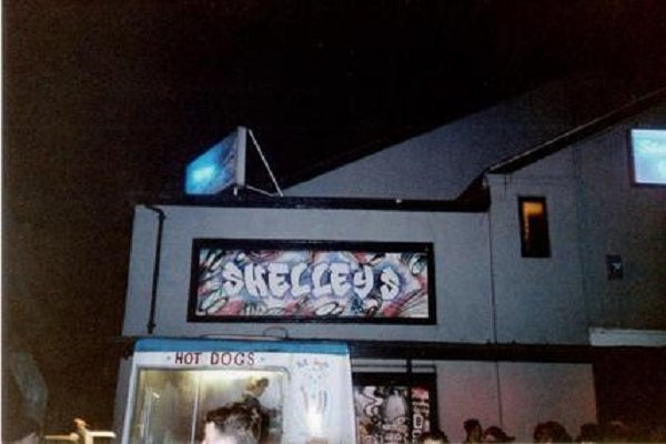 Shelley's Lazerdome in Stoke Live Club Nights DJ-Sets Compilation (1990 - 1991)