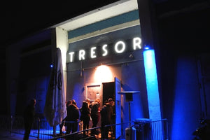 Tresor in Berlin, Germany Live Club Nights DJ-Sets Compilation (2003 - 2012)
