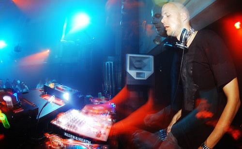 Adam Beyer Live Hard & Funky Techno DJ-Sets DVD / 16GB USB-DRIVE COMPILATION (1997 - 2009)