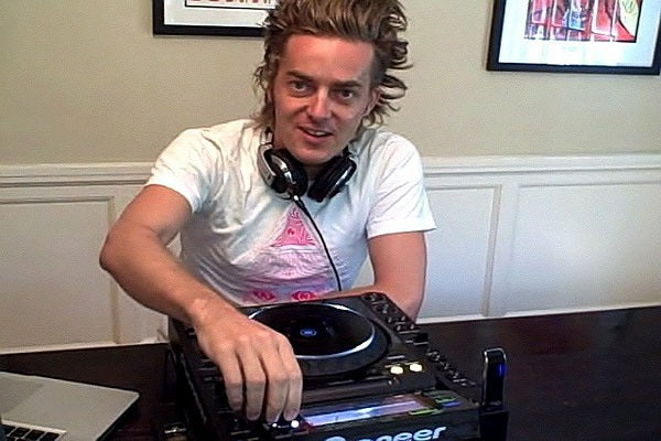 Adam Freeland Live Breaks DJ-Sets Compilation (1997 - 2014)