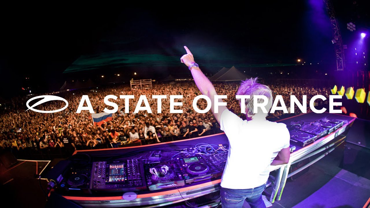 Armin Van Buuren Yearly A State of Trance Shows DJ-Sets DVD Compilation (2001)