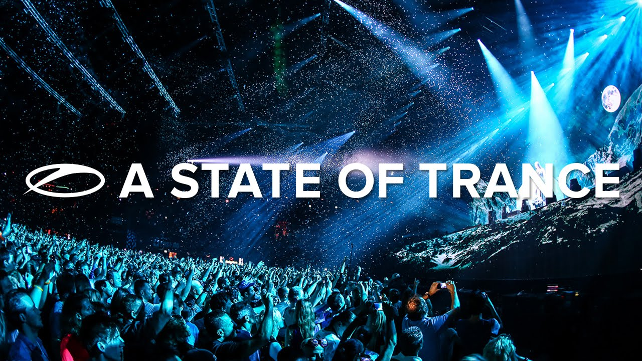 Armin Van Buuren Yearly A State of Trance Shows DJ-Sets BLU-RAY / 16GB USB-DRIVE / DVD COMPILATION (2009)