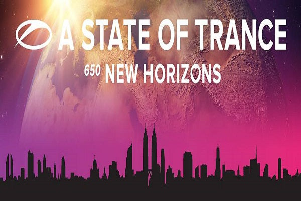 A State of Trance 650 Birthday - New Horizons Audio & Video DJ-Sets BLU-RAY / 64GB USB-DRIVE COMPILATION (2014)