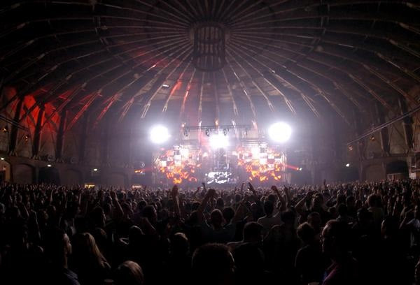 Awakenings Techno Events Live DJ-Sets DVD Compilation (2016 - 2017)