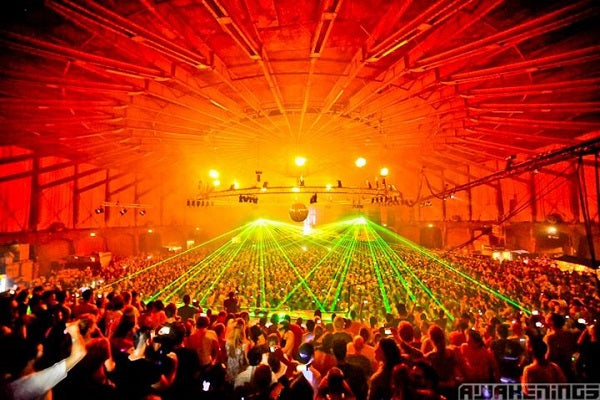 Awakenings Techno Events Live Audio & Video DJ-Sets 250GB USB 3 HARD DRIVE (2001 - 2020)