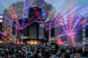 Awakenings Techno Events Live DJ-Sets DVD Compilation (2013 - 2015)