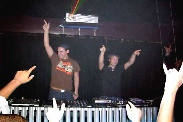 Blank & Jones Live Hard Trance & Progressive Trance DJ-Sets DVD / 16GB USB-DRIVE COMPILATION (2001 - 2012)