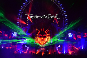 Tomorrowland Events Live DJ-Sets BLU-RAY / 16GB USB-DRIVE / DVD COMPILATION (2018)