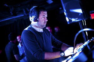 Dave Clarke Live Classic & Techno DJ-Sets BLU-RAY / 32GB USB-DRIVE COMPILATION (1993 - 2020)