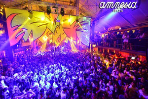 Amnesia Live Ibiza Club Nights DJ-Sets DVD Compilation (1996 - 2008)