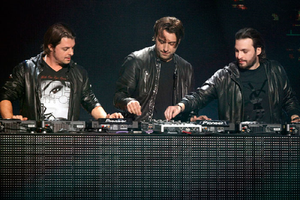Swedish House Mafia Live House & Progressive Audio & Video DJ-Sets 250GB USB 3 HARD DRIVE (2005 - 2019)