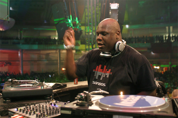 Carl Cox Live Classic House & Techno DJ-Sets DVD / 16GB USB-DRIVE COMPILATION (1989 - 1999)
