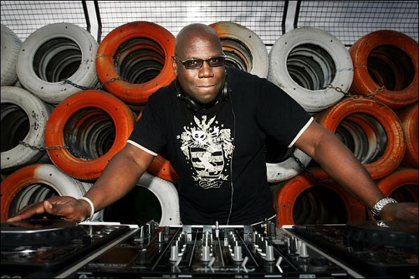 Carl Cox Live Classic, Tech House & Funky Techno DJ-Sets BLU-RAY / 128GB USB-DRIVE COMPILATION (1989 - 2020)