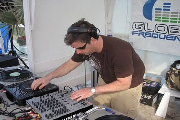 Chris Fortier Live Progressive House & Trance DJ-Sets DVD Compilation (2001 - 2006)