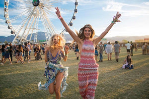 Coachella Music Festival in California Live DJ-Sets BLU-RAY / 16GB USB-DRIVE COMPILATION (2002 - 2019)