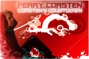 Ferry Corsten Live Euphoric Trance DJ-Sets 16GB USB-DRIVE / DVD COMPILATION (1999 - 2004)