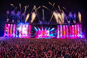 Creamfields UK Events Live Audio & Video DJ-Sets BLU-RAY / 64GB USB-DRIVE COMPILATION (1998 - 2019)