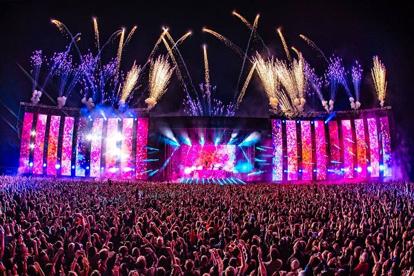 Creamfields Global Events Live DJ-Sets DVD Compilation (2002 - 2015)