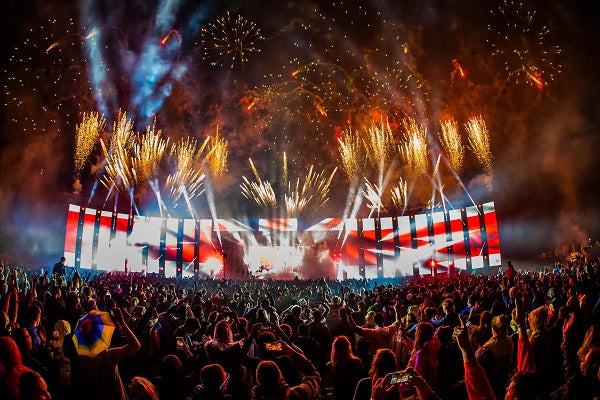 Creamfields UK Events Live Audio & Video DJ-Sets SPECIAL COMPILATION (1998 - 2019)
