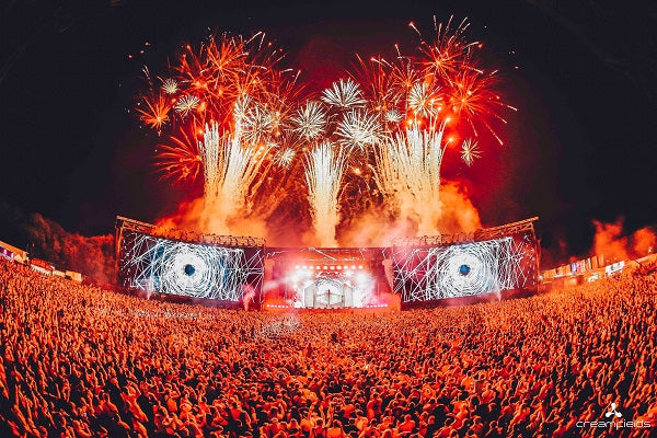Creamfields UK Events Live DJ-Sets DVD Compilation (1998 - 2019)