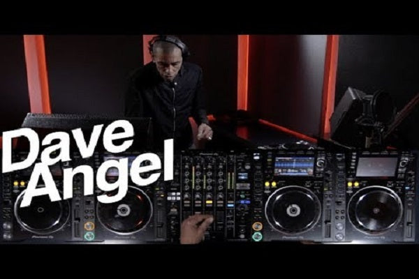Dave Angel Live Classics & Minimal Techno DJ-Sets Compilation (1991 - 2013)