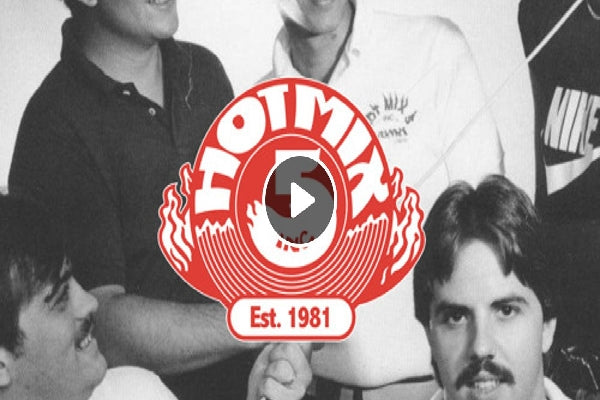 Hotmix 5 Live Chicago & Acid House DJ-Sets Compilation (1980 - 1989)
