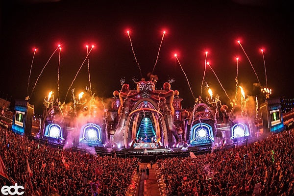Electric Daisy Carnival (EDC) Orlando Live Audio & Video DJ-Sets COMPILATION (2012 - 2017)