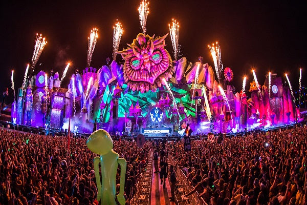 Electric Daisy Carnival (EDC) Live Global DJ-Sets COMPILATION (2011 - 2012)