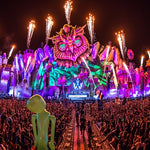 Electric Daisy Carnival (EDC) Live Global DJ-Sets DVD / 16GB USB-DRIVE COMPILATION (2015 - 2016)