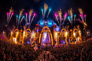Electric Daisy Carnival (EDC) Live Global DJ-Sets COMPILATION (2014)