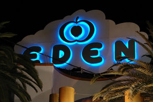 Eden in Ibiza Live Club Nights DJ-Sets DVD Compilation (2001 - 2017)