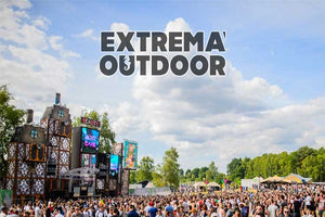 Extrema Outdoor Festival in Eindhoven Live DJ-Sets Compilation (2003 - 2014)