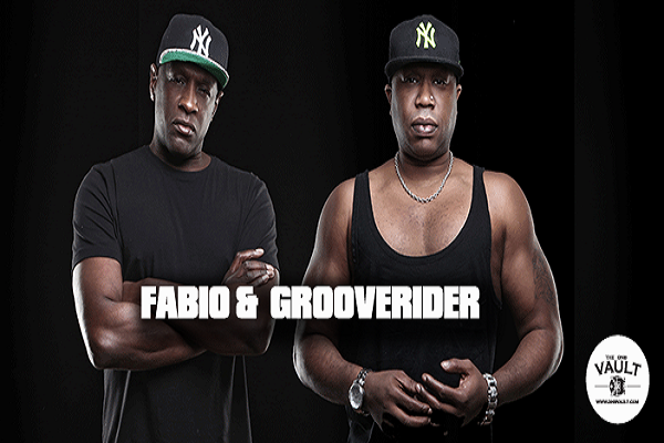 Fabio & Grooverider Live Classic Drum & Bass DJ-Sets Compilation (1989 - 1999)
