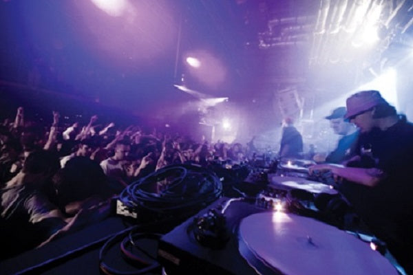 Fabric in London Live Club Nights DJ-Sets DVD / 16GB USB-DRIVE COMPILATION (2000 - 2013)