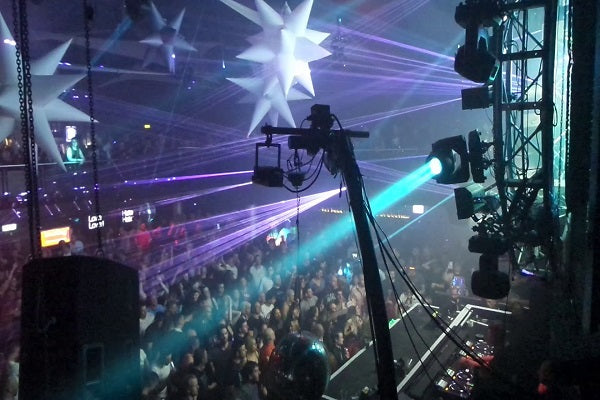 Gatecrasher Live Global Club Nights DJ-Sets Compilation (1999 - 2013)