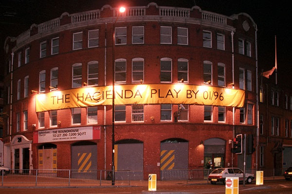 The Hacienda Manchester Live Old Skool Club Nights DJ-Sets Compilation (1982 - 2012)