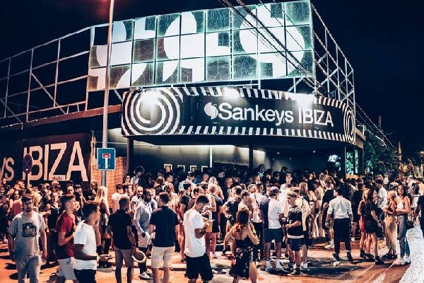 Sankeys Live Global & Ibiza Club Nights DJ-Sets Compilation (2001 - 2016)