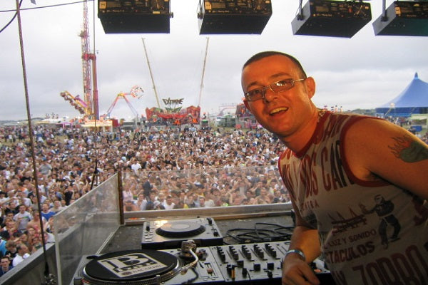 Judge Jules Live Classic Trance DJ-Sets Compilation (1994 - 1999)