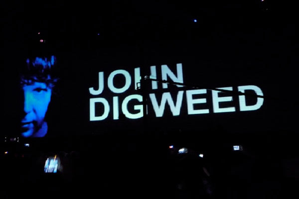 Complete John Digweed Transitions Shows DJ-Sets BLU-RAY / 256GB USB-DRIVE COMPILATION (2000 - 2020)