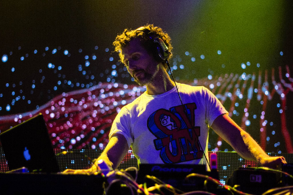 Josh Wink Live Minimal Techno & Tech House DJ-Sets DVD Compilation (2012 - 2018)