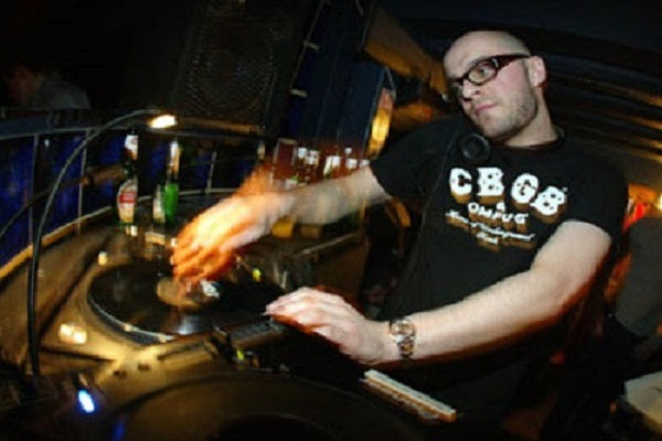 Justin Robertson Live Classics & Electronica DJ-Sets Compilation (1992 - 2012)