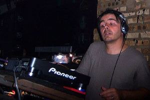 Laurent Garnier Live Funky Techno DJ-Sets DVD Compilation (2000 - 2009)