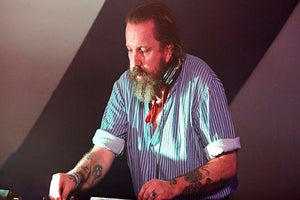 Andrew Weatherall Live Funky House & Funky Techno DJ-Sets Compilation (2002 - 2016)