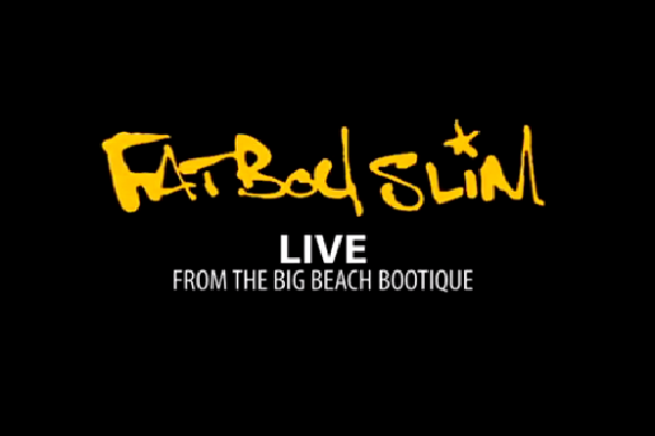 Fatboy Slim Live House & Electronica DJ-Sets DVD Compilation (2000 - 2020)