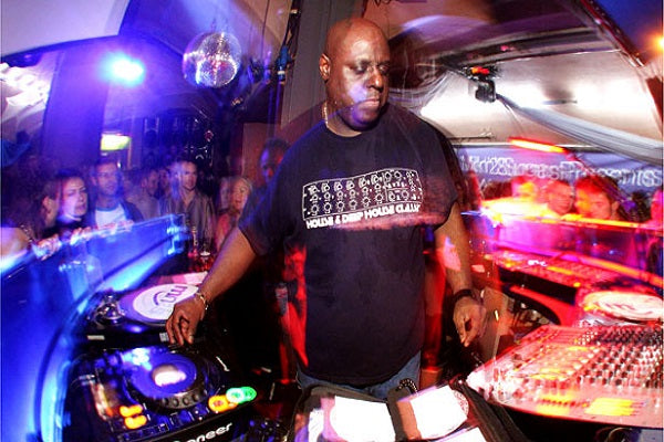 Tony Humphries Live Chicago & New York House DJ-Sets Compilation (1982 - 1997)
